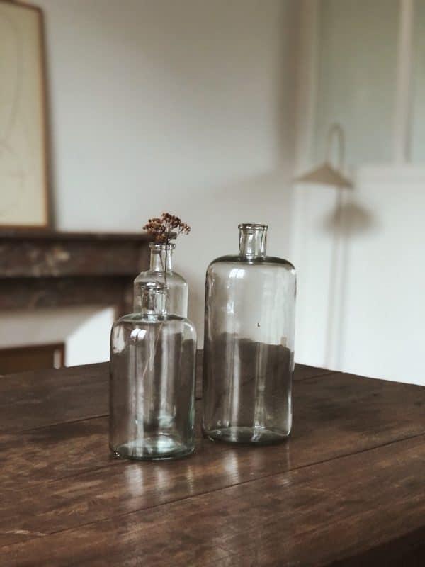 Vase flacon