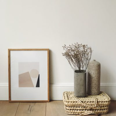 Affiche Oak Gallerie