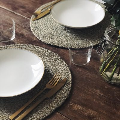 Set de table olive