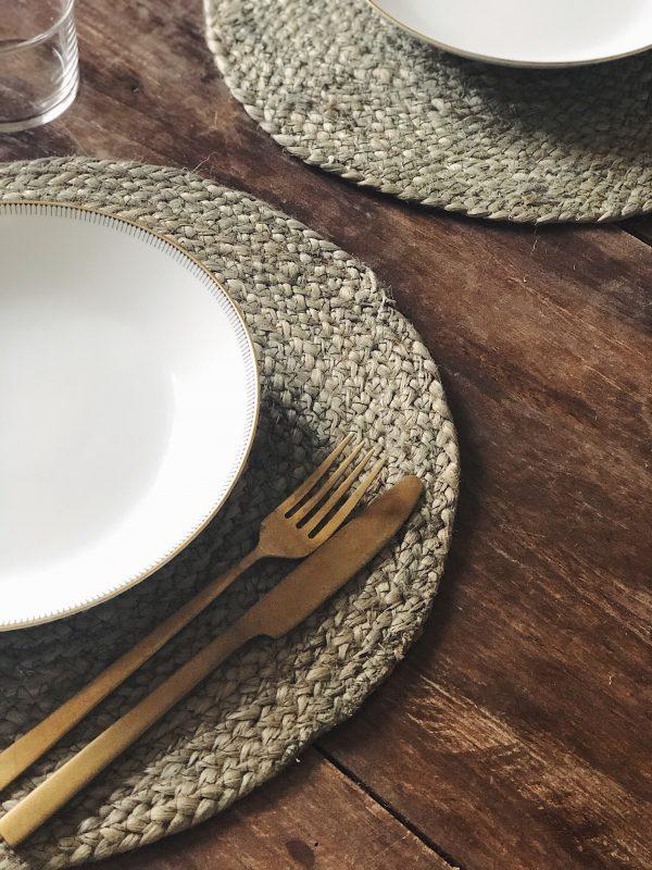 Set de table olive