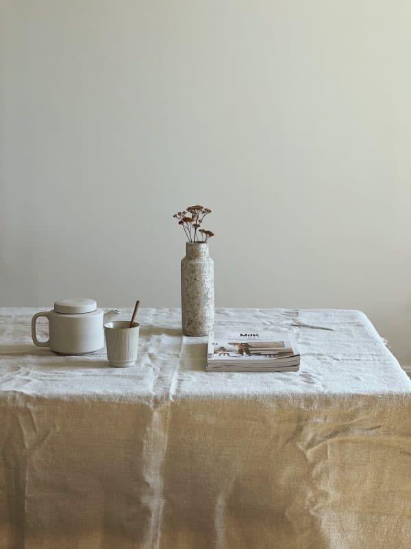 Vase copeaux