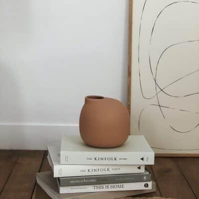 Vase stoneware
