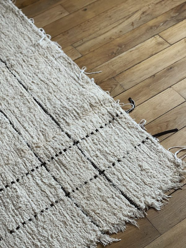 Tapis upcycling