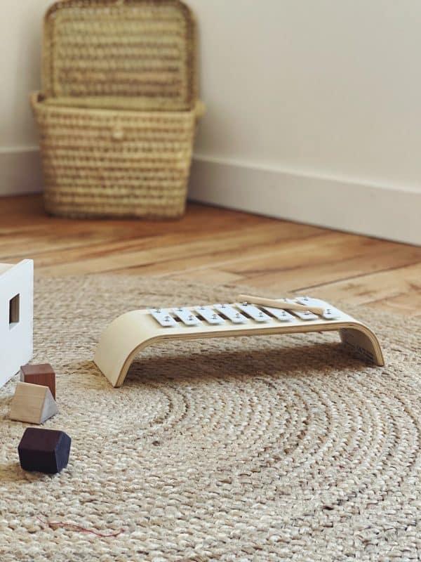 Xylophone jouet bois