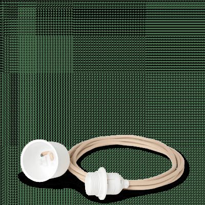 Plafonnier cable corde