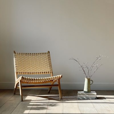 Fauteuil lounge nature